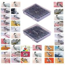 52pcs Domestic Sewing Machine Foot Presser Feet Set For Brother Singer Janome