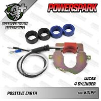 Powerspark Electronic Ignition Kit Lucas DKY4A & DKY4HA POSITIVE EARTH