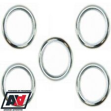 Genuine Sump Plug Washers x 5 For Impreza Forester & Legacy 2.0 2.5 1992-2014