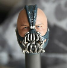 Tom Hardy 1/6 Head Sculpt for Hot Toys The Dark Knight Rises Bane Body
