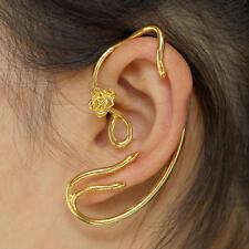 US Stock! Beauty and the Beast Earrings Ear Cuff Belle Cosplay Womens Jewelry
