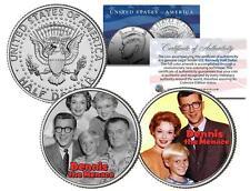 DENNIS THE MENACE * TV SHOW * JFK Half Kennedy Dollar U.S. 2-Coin Set Jay North