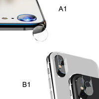 New iPhone XR XS Max Phone Camera Lens Protector Glass Screen Tempered Glass