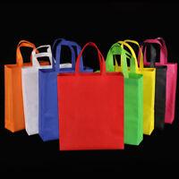 Reusable Shopping Bags Tote Bag Green Grocery Eco Friendly Non Woven Folding Bag