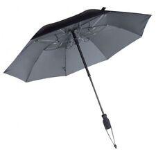 Euroschirm Telescope Handsfree Umbrella Hiking Umbrella Black