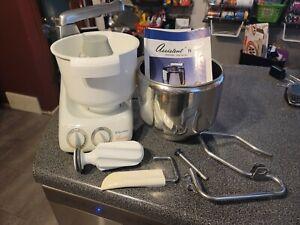 Electrolux Magic Mill Assistant DLX2000 N24  Bowl,  Kitchen Mixer Like Ankarsrum