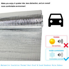 Lightweight Automotive Heat Insulation 120