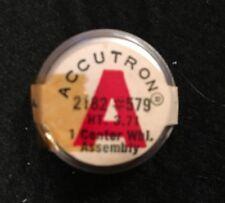 Bulova Accutron 2182, Center Wheel Assy, Part #579, NOS, Stainless St (SS)