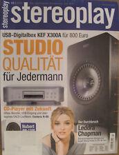 Stereoplay 3/13 Ayre AX-5, TEAC Esoteric K-05, Epos Elan 30, Tannoy DC10 A, NAD