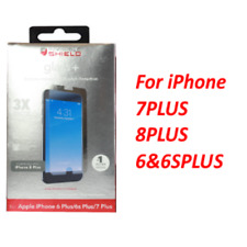 Apple iPhone 7 6s 6 Plus ZAGG Glass Screen Protector invisibleSHIELD