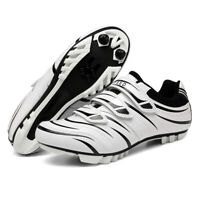 MTB Self-Locking Road Cycling Shoes Bike SPD Shoes Men Mountain Bicycle Sneakers