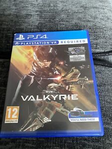 Eve Valkyrie Vr Ps4 Game