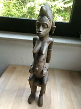 Afrikanische Figur (19) - Senufo, Elfenbeinküste ?