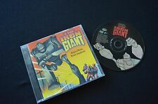 THE IRON GIANT RARE ORIGINAL SOUNDTRACK CD! JIMMIE RODGERS LOU DONALDSON