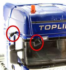 Espejo set para control siku 32 camiones Scania y MAN