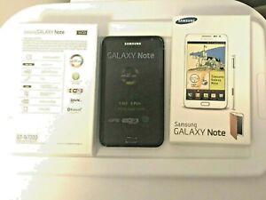 USA Seller Samsung Galaxy Note GT N7000 16GB Black  Unlocked Smartphone only $60