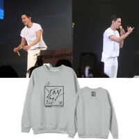 KPOP CNBLUE Sweater STAY 622 Concert Pullover Sweatershirt Casual Tops Letter