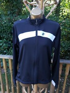 """HINCAPIE W Balance Ladies Long Sleeve Zip Front Cycling Jersey Size L 38"""" Bust"""