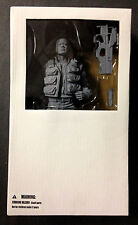 DIAMOND STARGATE SG-1 SERIES 2 UNPAINTED PROTOTYPE BLACK OPS TEAL'C FIGURE D64