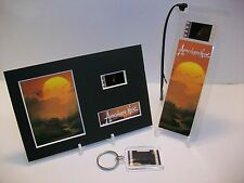 Apocalypse Now 3 Piece Movie Film Cell Memorabilia compliments dvd poster vhs