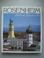 Rosenheim Stadt und Land am Inn 1985