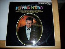 PETER NERO - THE BEST OF, 1965 (MONO RCA VICTOR LP)