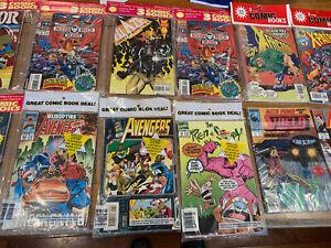Lot Of 1990's. Unopened 3 Comic Book Packs