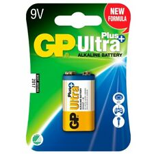 GP BATTERIES IC-GP151125 BLISTER 1 BATTERIA 9V GP ULTRA PLUS