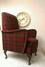 Fabric Living Room Handmade Chairs