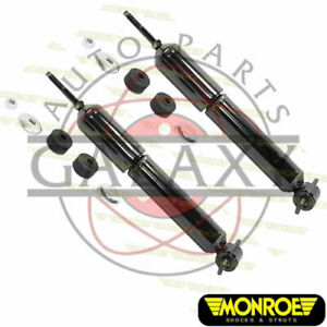 Monroe New Front Shocks Pair For Ford Expedition 97-02 2WD