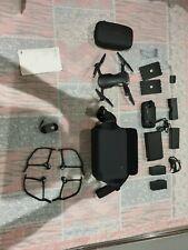 DJI Mavic Air Fly More Combo Drone - Onyx Black 11 MIN FLIGHT TIME ONLY!!