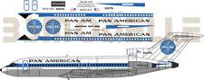 1/144 Boeing 727-100 PAN AM decals