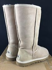 UGG Australia Classic Tall Sheepskin Boot Sand Chestnut Chocolate Black 5815