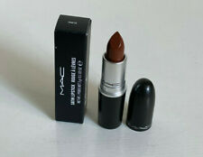 NEW! AUTHENTIC MAC SATIN LIPSTICK - PHOTO ( GOLDEN BROWN ) - SALE