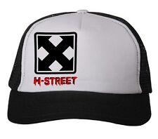 H-Street Logo VIntage Skateboard Reprint Snap Back Hat Matt Hensley Magnuson