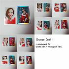TWICE 3rd Mini TWICEcoaster : LANE 1 Christmas Edition selected photocard K-POP