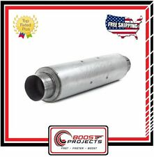 MBRP 5in ID inlet/outlet 31in Single Muffler AL # GP220022