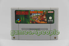 Donkey Kong Country (Land 1/I ) - Jump N Run Action for Super Nintendo/SNES