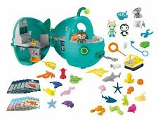 🚛Fast Shipping! {NEW} Octonauts Gup-A-Megpack Playset 3 Figures 14 Accessories