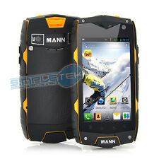 MANN ZUG 3S ANDROID 6.0, IP 68 IMPERMÉABLE, 3 G, WIFI, BLUETOOTH, DUALSIM