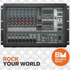 Behringer Europower PMP1680S Powered Mixer PMP-1680S - BNIB - Belfield Music