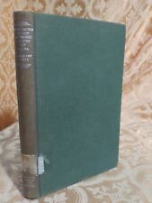 1954 Introduction to Economic History of China Chinese Historical Antique Book