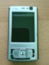 Nokia  N95 - Silber (Ohne Simlock) Smartphone