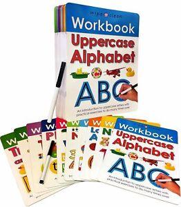 Wipe-Clean Workbook Collection 10 Book Set