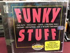 Funky Stuff The Best of Funk Essentials CD 1994 PolyGram 3145148212 HYPE STICKER