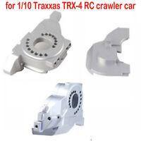 Metall Motorhalterung Motor Mount Teile für 1/10 Traxxas TRX-4 RC Crawler Car N