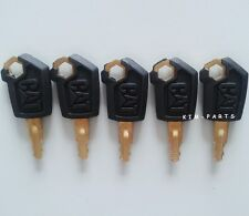 10 Pieces Newest Style Key for Caterpillar Equipment Ignition CAT 5P8500