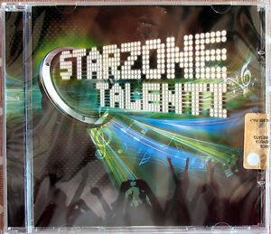 STARZONE TALENTI,  COMPILATION (CD) NUOVO, INCELLOFANATO, SONY MUSIC