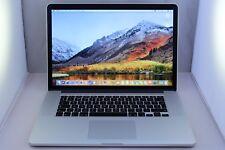"""Apple MacBook Pro Retina 15.4"""" 2.6GHz Core i7 1TB SSD 16GB RAM 2GB 750M #1784"""