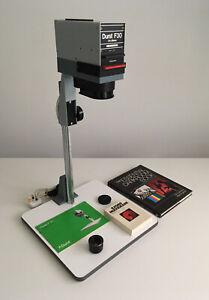 Durst F30 Enlarger - Schneider 50mm Lens - Multigrade Filters - Darkroom Book